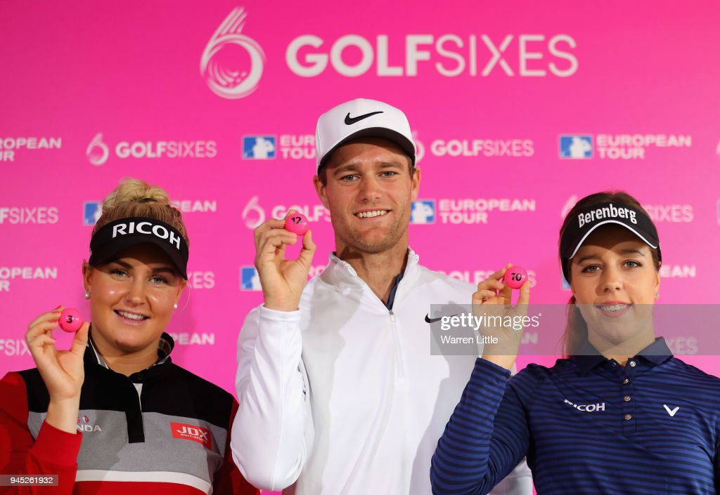 GolfSixes Media Day