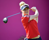 evianlesbains france charley hull england plays
