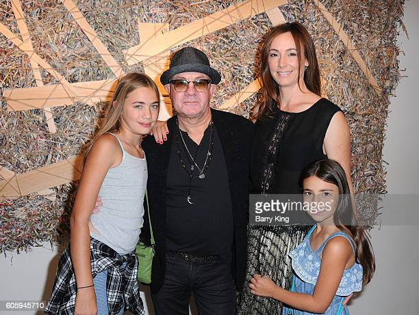 Charley Indiana Taupin, songwriter/artist Bernie Taupin