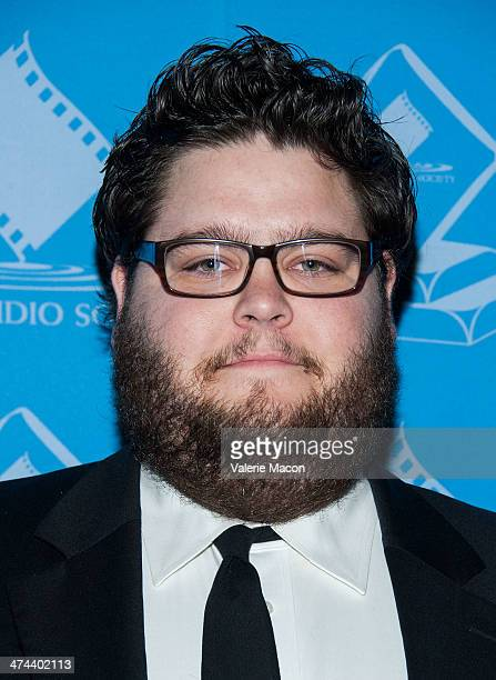Charley Koontz attends the 50th Annual CAS Awards From The Cinema Audio Society at Millennium Biltmore Hotel on February 22 2014 in Los Angeles...