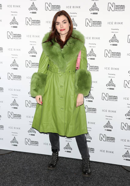 GBR: Natural History Museum Ice Rink 2021 Launch - Photocall