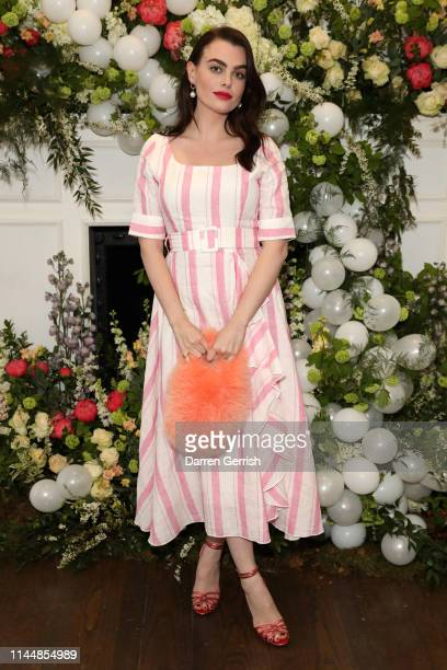 Charli Howard attends the Outnet's 10th Anniversary Dinner on April 24 2019 in London England