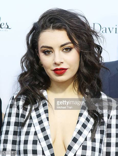 Charli XCX arrives at the City of Hope's 11th Annual Songs of Hope VIP charity event held at a private residence on June 11 2015 in Brentwood...