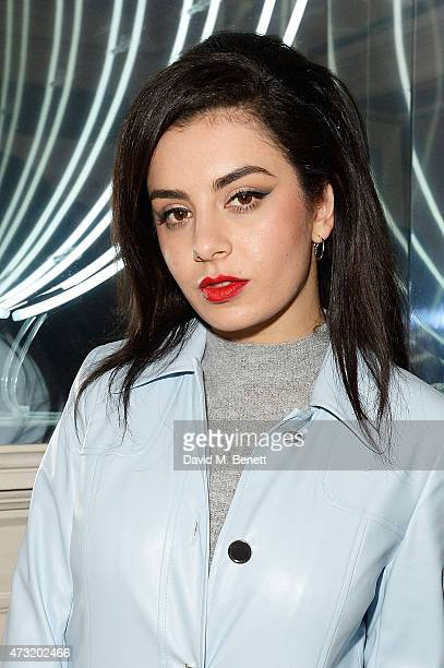 Charli XCX arrives at the closing party of 'Les 3 Etages By Dom Perignon' with Sunday Times Style on May 13 2015 in London England