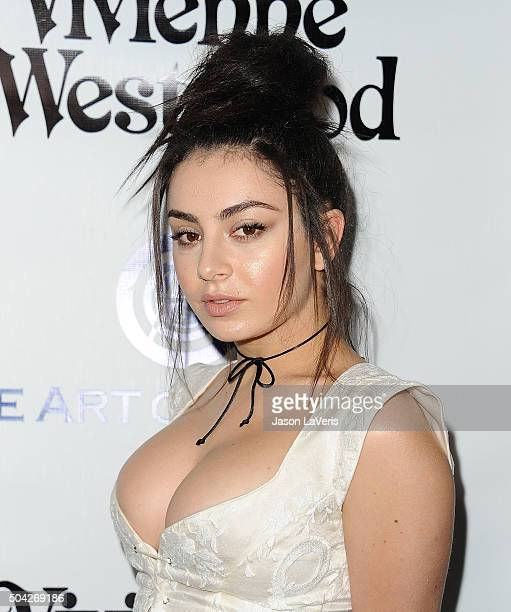 Charli XCX attends Art of Elysium's 9th annual Heaven Gala at 3LABS on January 9 2016 in Culver City California