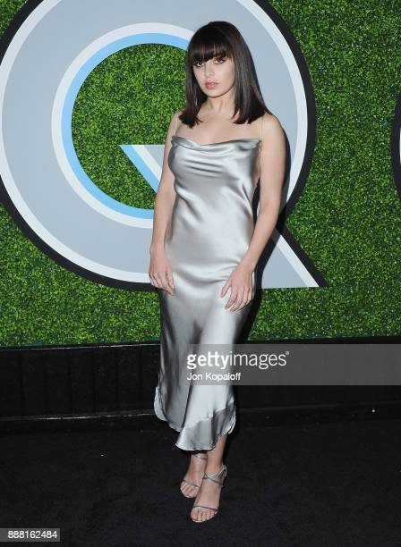 Charli XCX attends the 2017 GQ Men Of The Year Party at Chateau Marmont on December 7 2017 in Los Angeles California