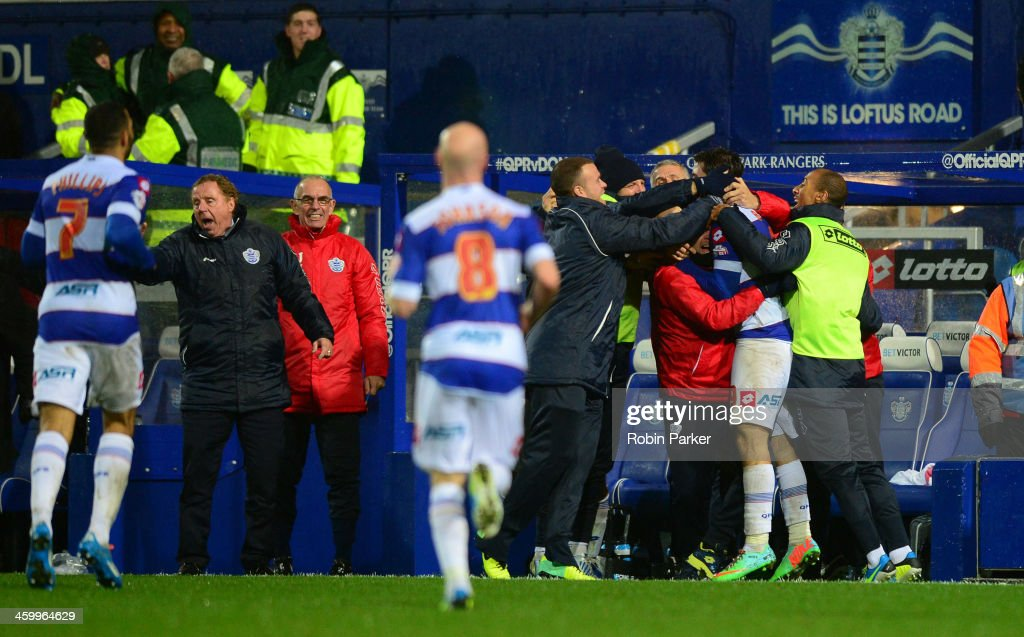 Queens Park Rangers V Doncaster Rovers - Sky Bet Championship : News Photo