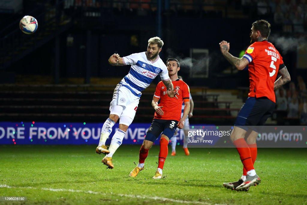 Luton Town v Queens Park Rangers - Sky Bet Championship : News Photo