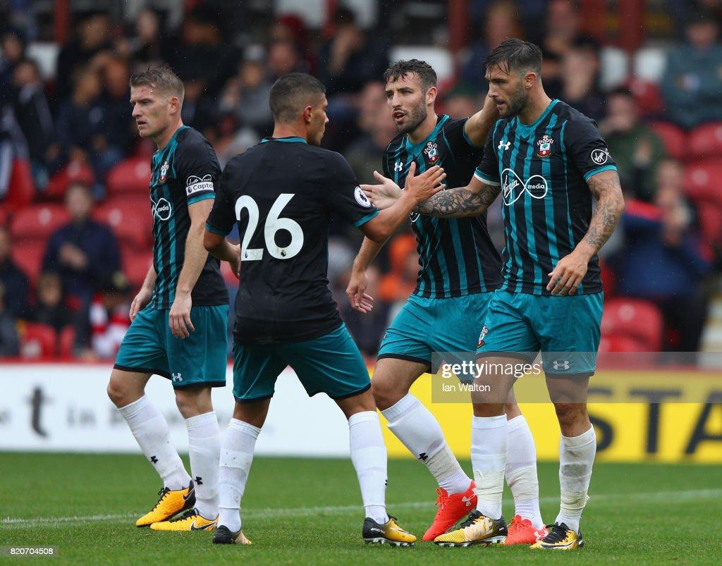 Brentford v Southampton - Pre Season Friendly : News Photo