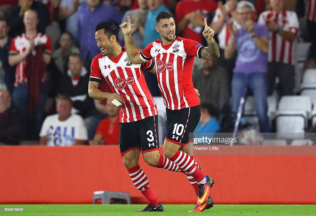 Southampton FC v AC Sparta Praha - UEFA Europa League : News Photo
