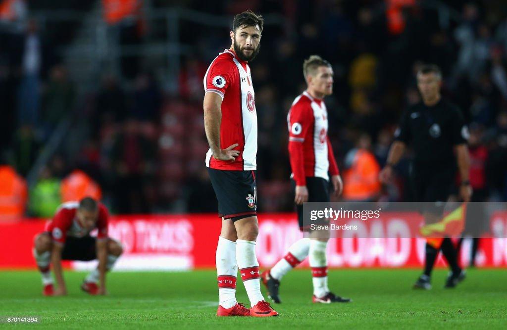 Southampton v Burnley - Premier League : News Photo