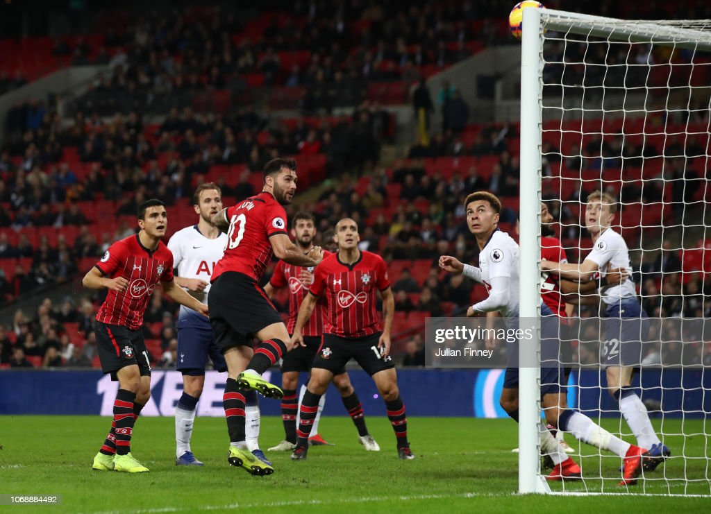 Tottenham Hotspur v Southampton FC - Premier League : News Photo