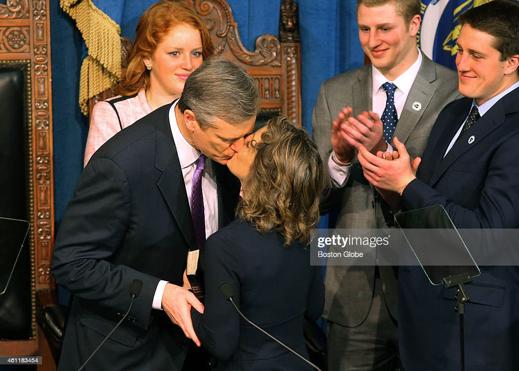 Baker Takes Over As Mass Governor Pictures Getty Images - Governor of massachusetts