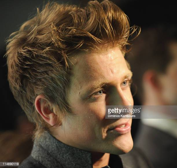 Charlie Bewley attends the Darker Side of Green Climate Change Debate at Skylight West on March 30 2010 in New York City