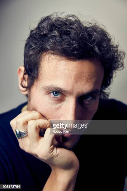 Charlie Birns from the film 'Human Affairs' poses for a portrait at the YouTube x Getty Images Portrait Studio at 2018 Sundance Film Festival on...