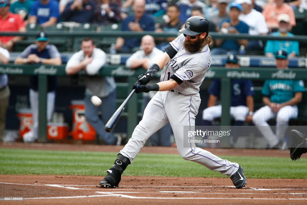 Colorado Rockies v Seattle Mariners : News Photo
