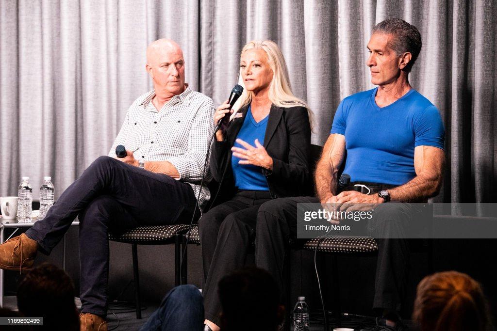 SAG-AFTRA Foundation Conversations: Emmy Nominated Stunt Performers : News Photo