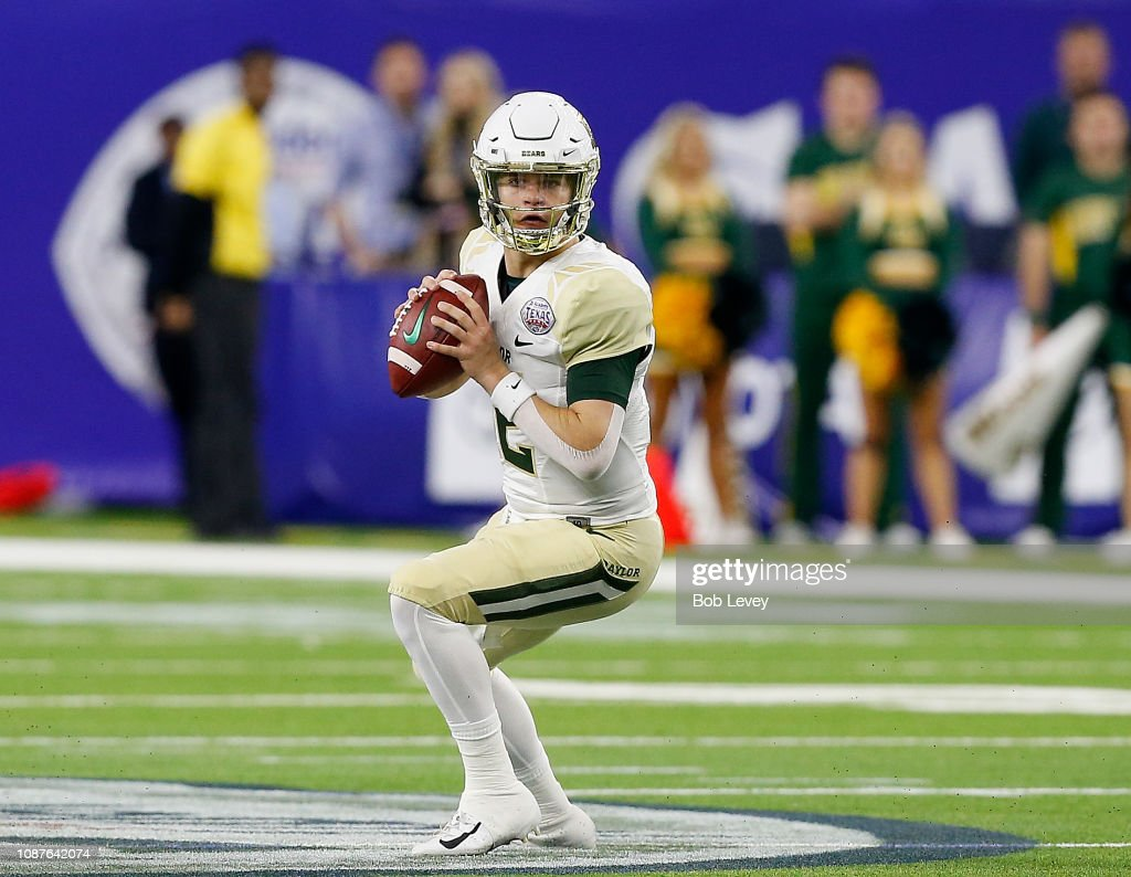 Academy Sports + Outdoors Texas Bowl - Baylor v Vanderbilt : News Photo