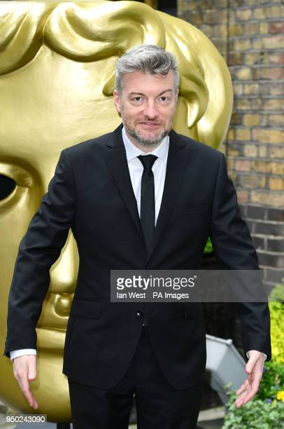 Charlie Brooker attending the BAFTA Craft Awards at the Brewery in London