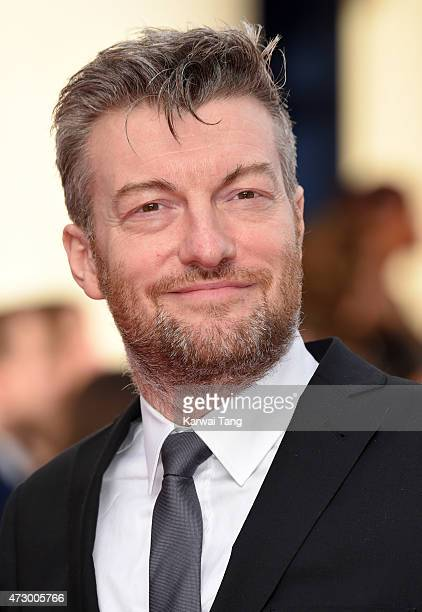 Charlie Brooker attends the House of Fraser British Academy Television Awards at Theatre Royal on May 10 2015 in London England