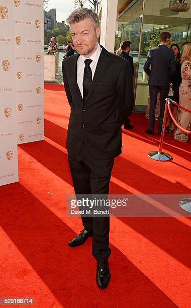 Charlie Brooker attends the House Of Fraser British Academy Television Awards 2016 at the Royal Festival Hall on May 8 2016 in London England