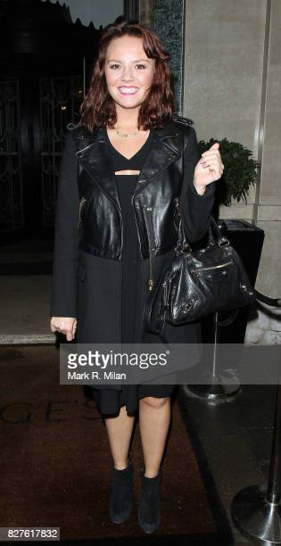 Charlie Brooks attends the Radio Times Covers Party at Claridges Hotel on January 29 2013 in London England