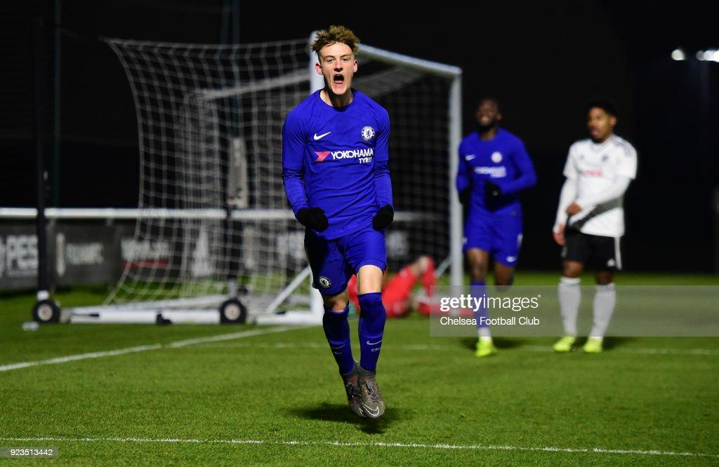Fulham v Chelsea: U18 Premier League