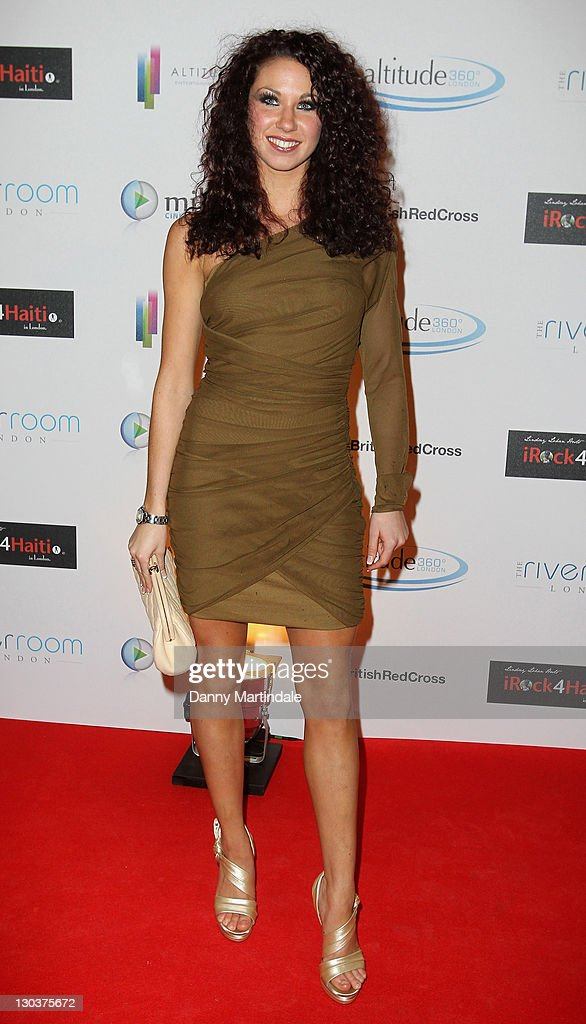 Charlie Bruce attends screening party for The Brit Awards 2010 on February 16, 2010 in London, England.