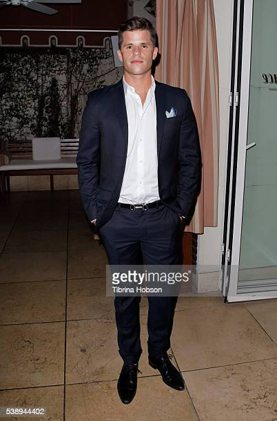 Charlie Carver attends GLSEN Pride Celebration in Los Angeles at Sunset Tower Hotel on June 8 2016 in West Hollywood California