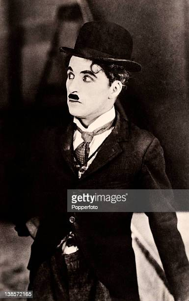 Charlie Chaplin actor circa 1910