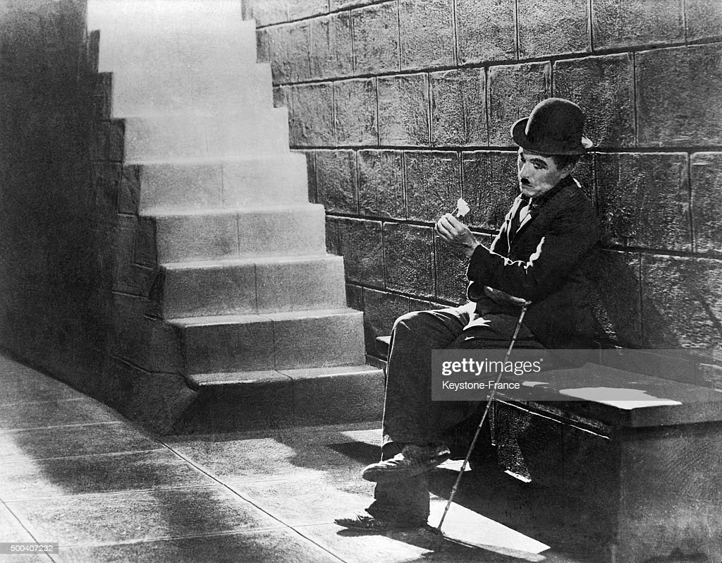 'City Lights' 1931 : News Photo