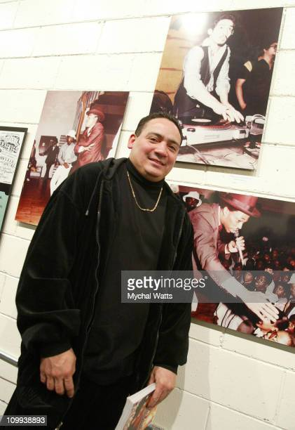 Charlie Chase during Deitch Projects And Experience Music Project Host Event To Kick Off Historic HipHop Photo Exhibit And Book Launch Party For Yes...