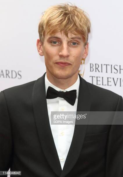 Charlie Cooper at the British Academy Television Craft Awards at The Brewery Chiswell Street