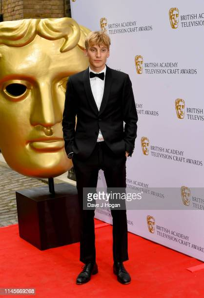 Charlie Cooper attends the British Academy Television Craft Awards at The Brewery on April 28 2019 in London England