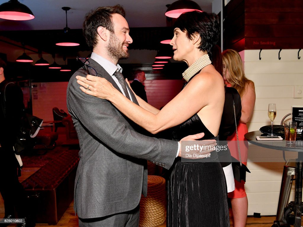 """""""Marvel's The Defenders"""" New York Premiere - After Party : News Photo"""
