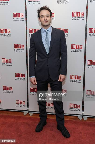 Charlie Cox attends 'Incognito' Opening Night at Brasserie 8 1/2 on May 24 2016 in New York City