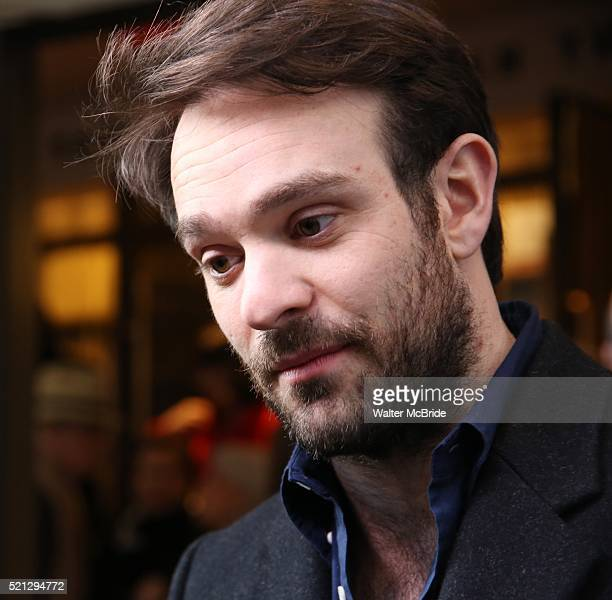 Charlie Cox attends the Broadway Opening Night performance of 'The Father' at The Samuel J Friedman Theatre on April 14 2016 in New York City