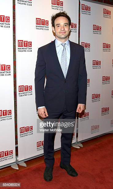 Charlie Cox attends the 'Incognito' opening night party at Brasserie 8 1/2 on May 24 2016 in New York City