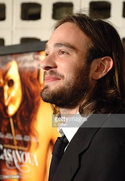 Charlie Cox during AFI FEST 2005 Presented by Audi Closing Night Gala of Casanova Red Carpet in Los Angeles California United States