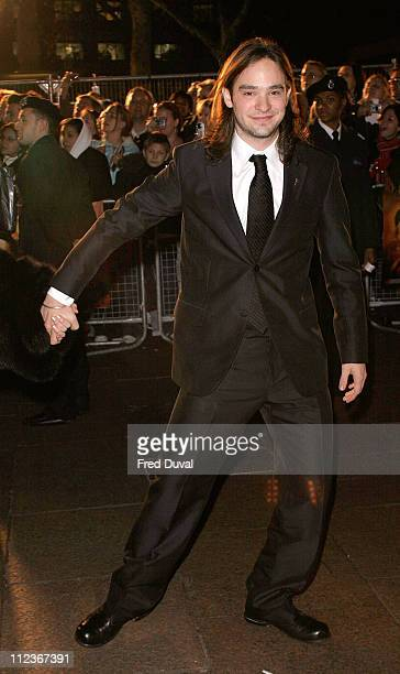 Charlie Cox during Merchant of Venice Royal Premiere London at Odeon Leicester Square in London Great Britain