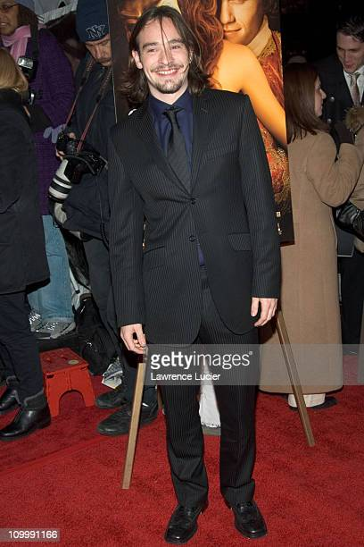 Charlie Cox during Touchstone Pictures' Casanova New York City Premiere Outside Arrivals at Loews Lincoln Square in New York City New York United...