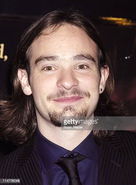 Charlie Cox during Touchstone Pictures' Casanova New York City Premiere Inside Arrivals at The Loews Lincoln Square in New York City New York United...