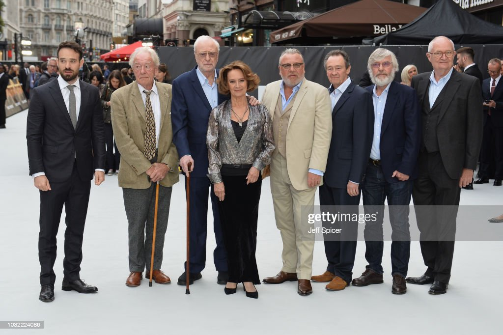 'King Of Thieves' World Premiere - Red Carpet Arrivals : Fotografía de noticias