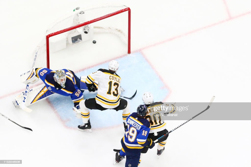 2019 NHL Stanley Cup Final - Game Four : News Photo