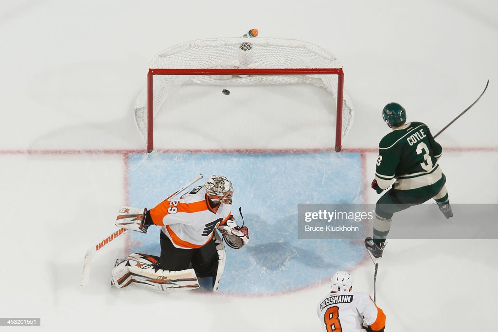 Philadelphia Flyers v Minnesota Wild