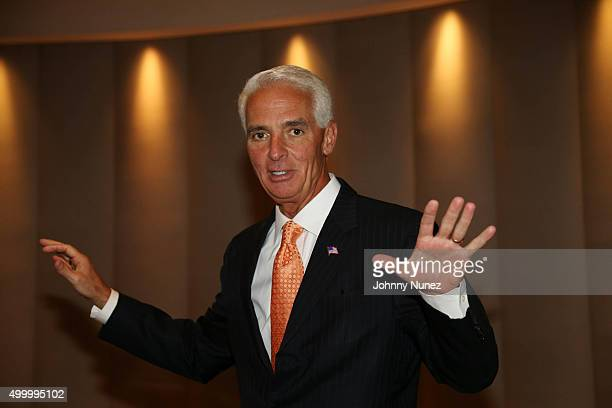 Charlie Crist hosts his Brunch at The Edition on December 4 in Miami Beach Florida