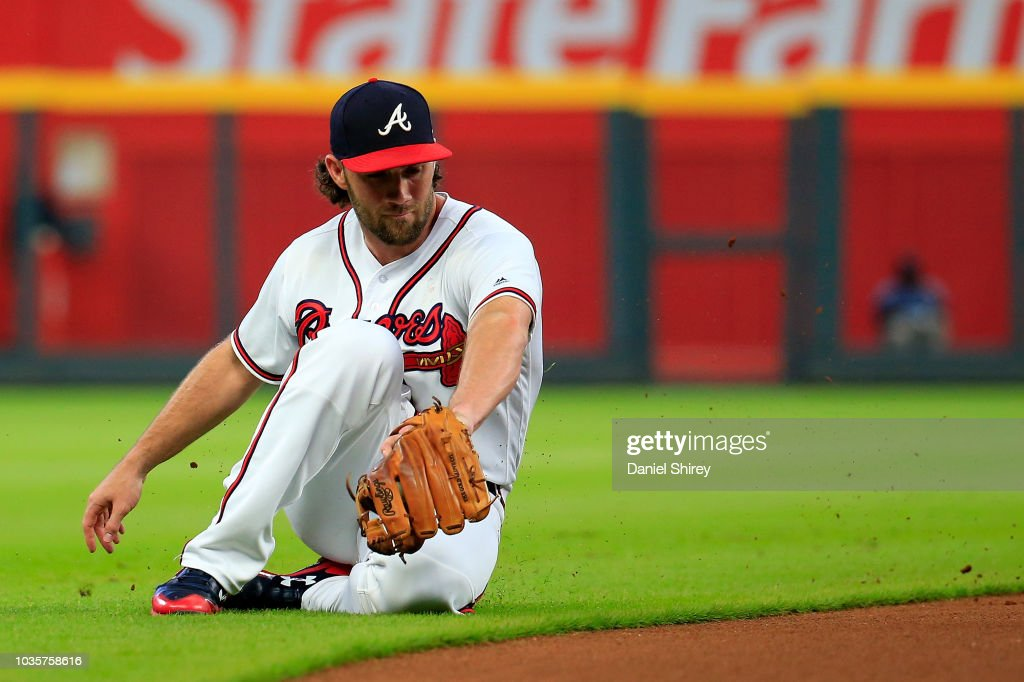 St Louis Cardinals  v Atlanta Braves