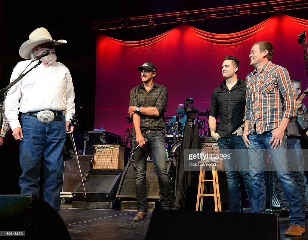 Lipscomb University's Copperweld Charlie Daniels' Scholarship For Heroes Event