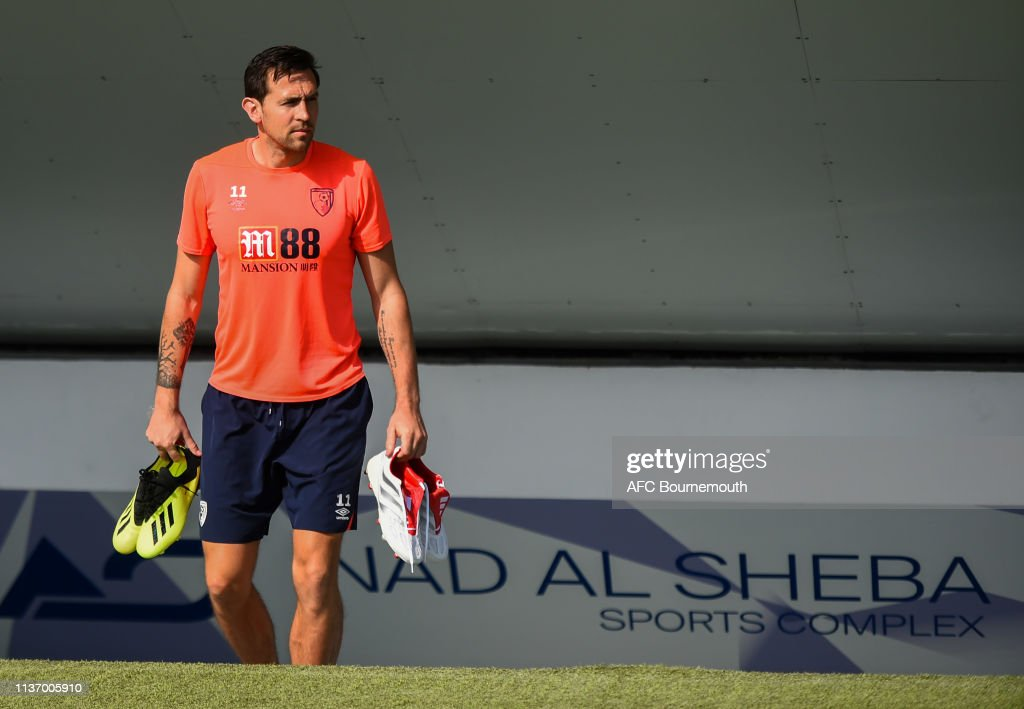 ARE: AFC Bournemouth Warm Weather Training Session