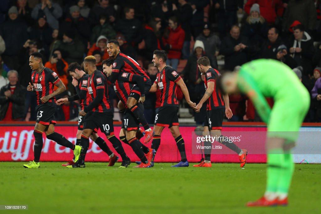 AFC Bournemouth v Chelsea FC - Premier League : Foto di attualità